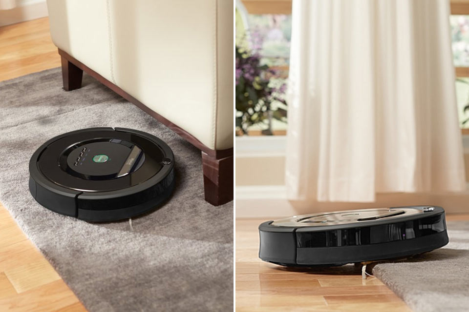 Универсальный робопылесос iRobot Roomba 880