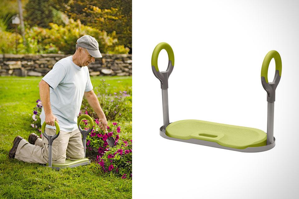 Удобная подставка под колени GardenEase Kneeler для садоводов-огородников