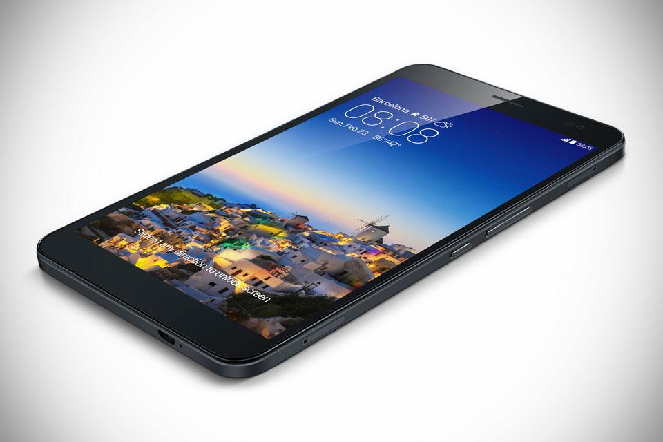 Самый компактный 7-дюймовый планшет в мире Huawei MediaPad X1 7.0