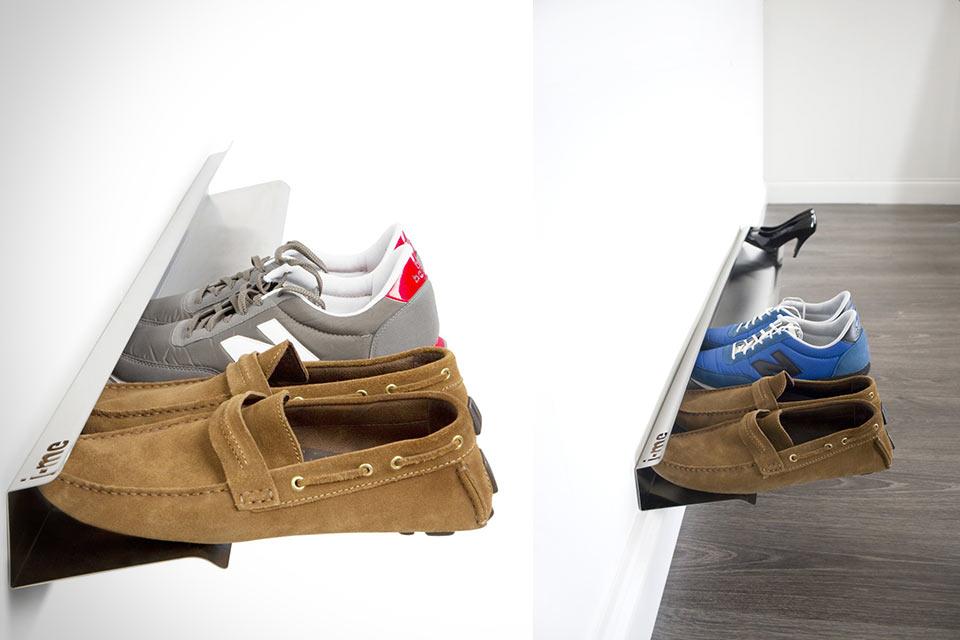 Настенная полка J-Me Horizontal Shoe Rack для обуви