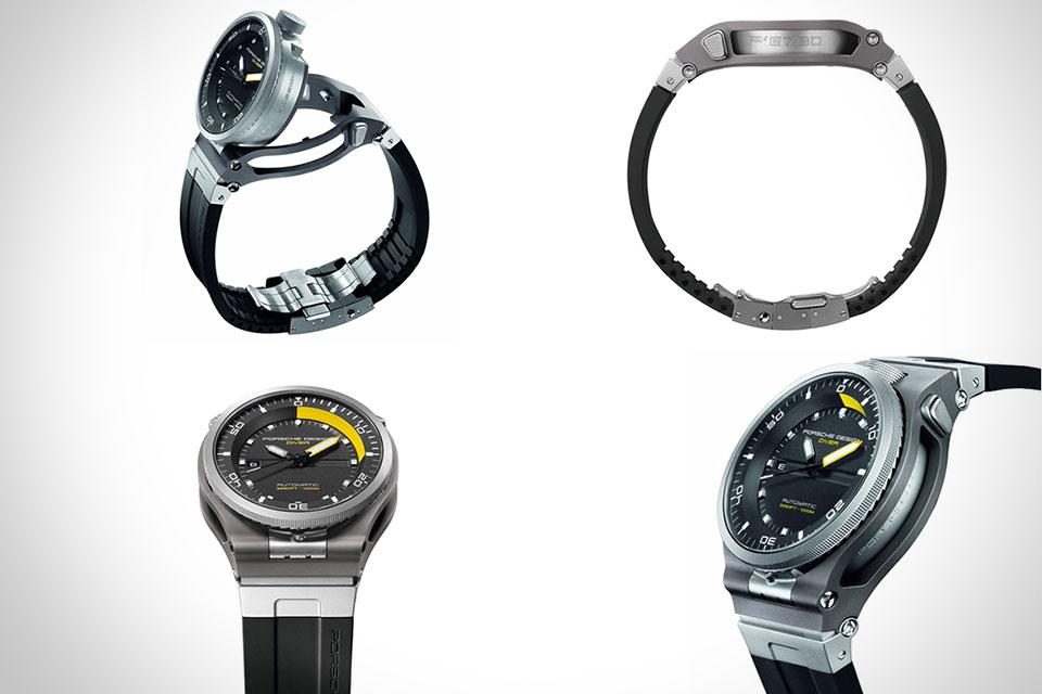 Дайверские часы Porsche Design P'6780