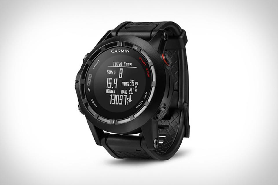 Часы с GPS-датчиком Garmin Fenix 2
