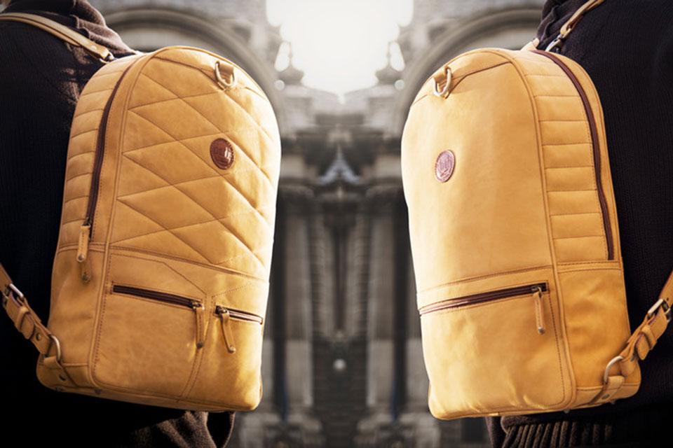 Двухсторонний кожаный рюкзак 2Face Backpack