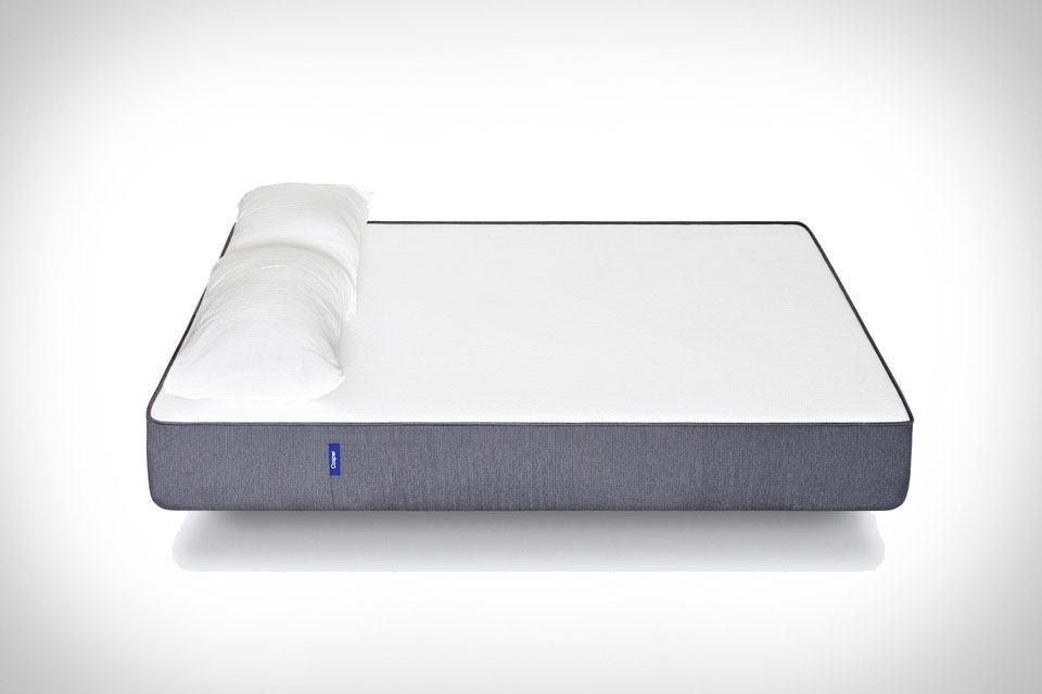 Пакующийся в маленькую коробку 2-спальный матрац Casper