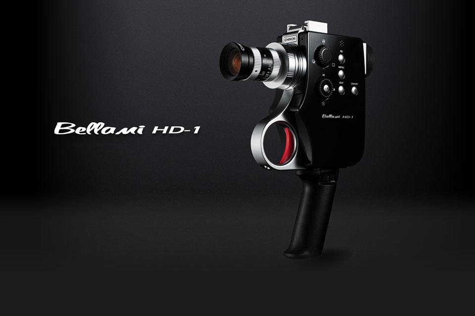 Ретро видеокамера Chinon Bellami HD-1 для любителей «8 Супер»