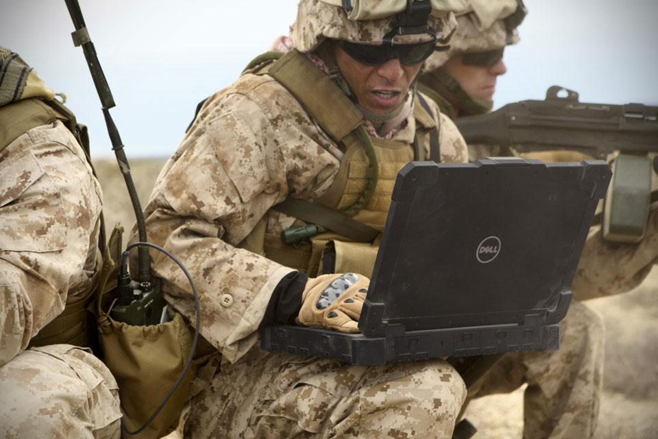 Физически сверхзащищенные ноутбуки DELL Latitude Rugged Extreme
