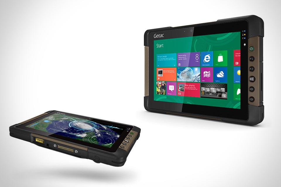 Физически сверхзащищенный планшет Getac T800 на Windows