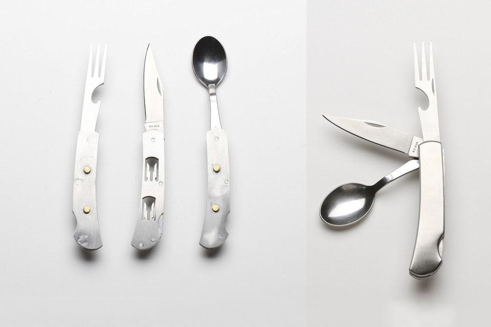Разборной мультитул Hobo Knife для едока