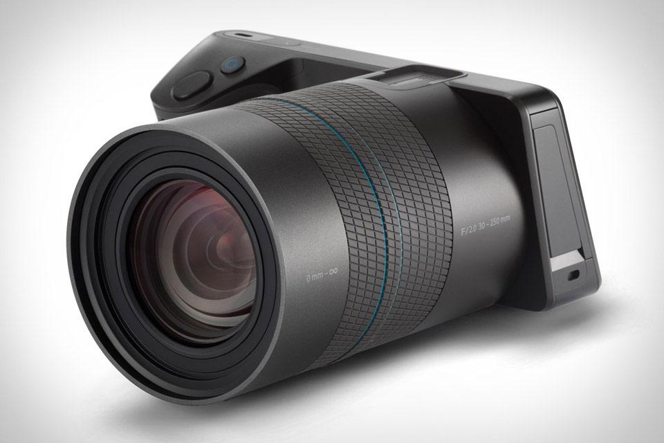 Пленоптическая камера второго поколения Lytro Illum