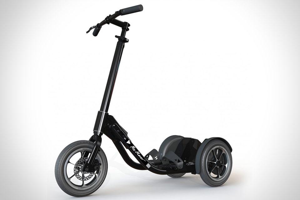 Трицикл Me-Mover в формате орбитрека