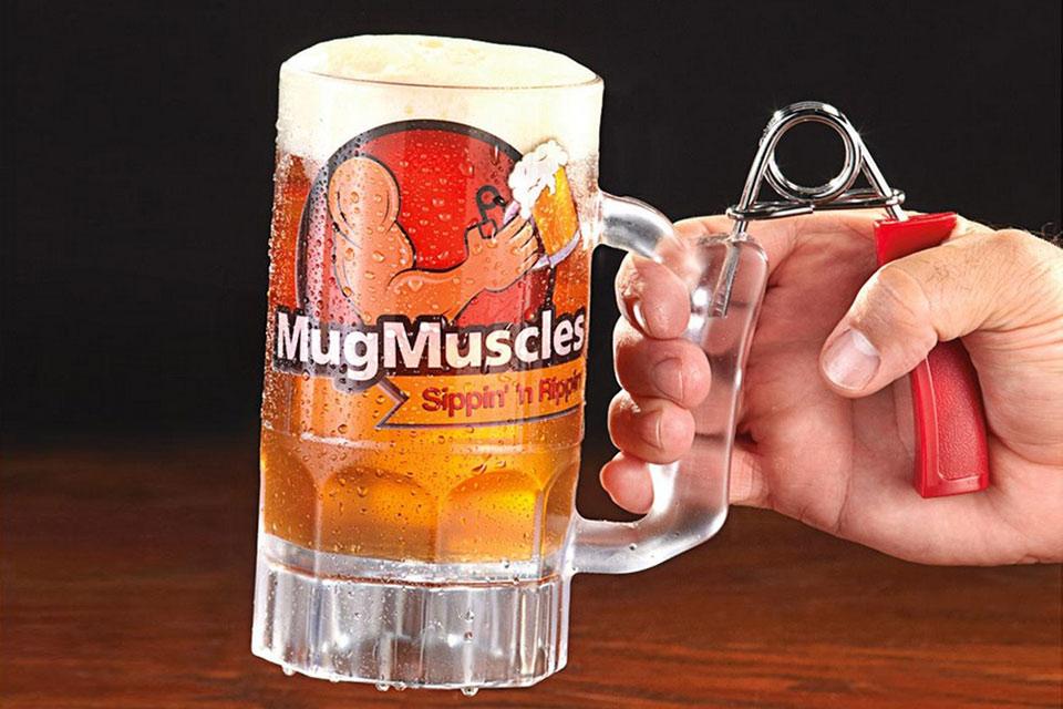 Кружка MugMuscles для пивных атлетов