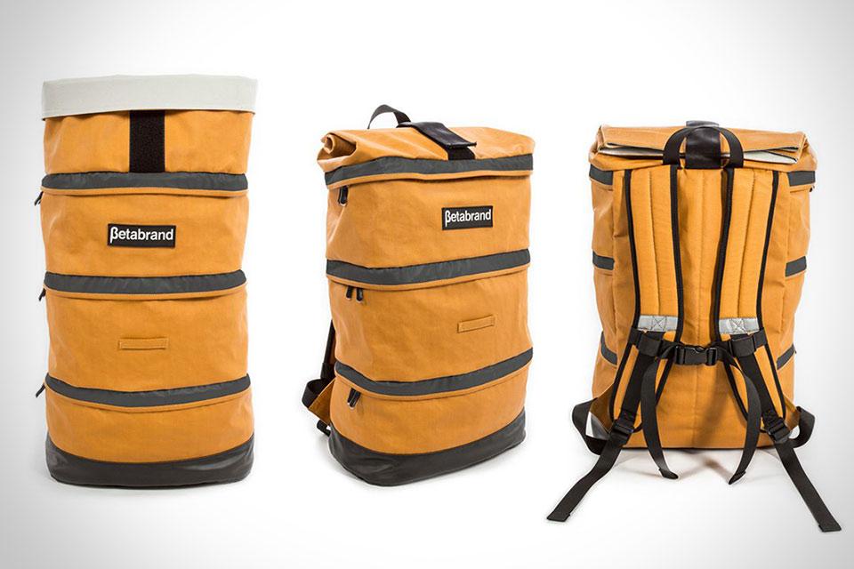 42-литровый рюкзак Mustard Cornucopia с изменяемой структурой