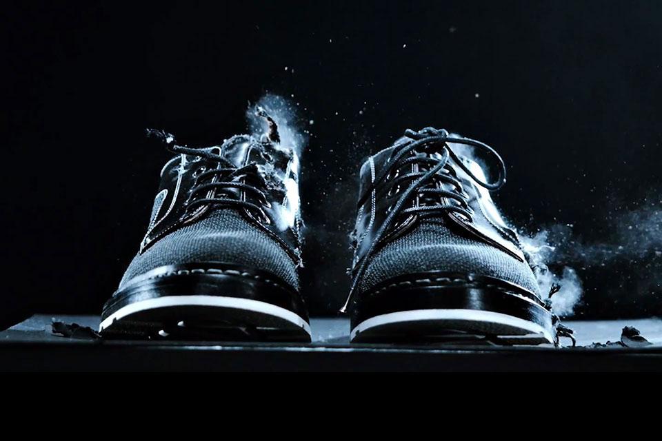 Неубиваемая обувь O.A.M.C. Kevlar Radial Low из кевлара