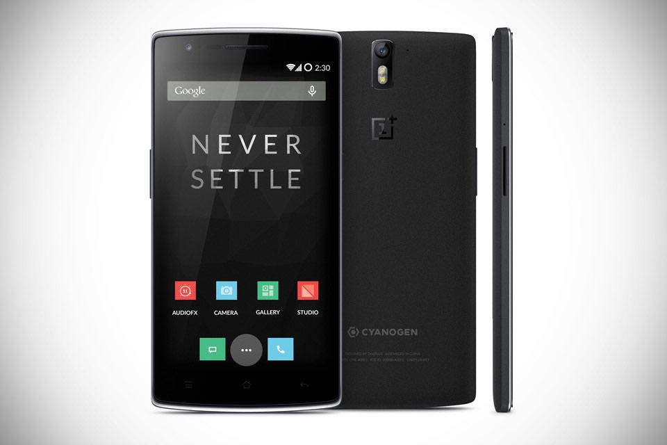 Флагманский смартфон OnePlus One c ценой в $300
