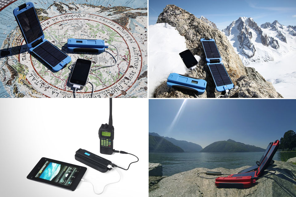 Солнечная батарея Powermonkey Extreme 12В второго поколения