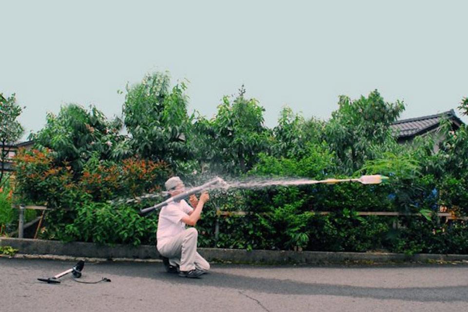 Водная базука RPG-7 Water Rocket