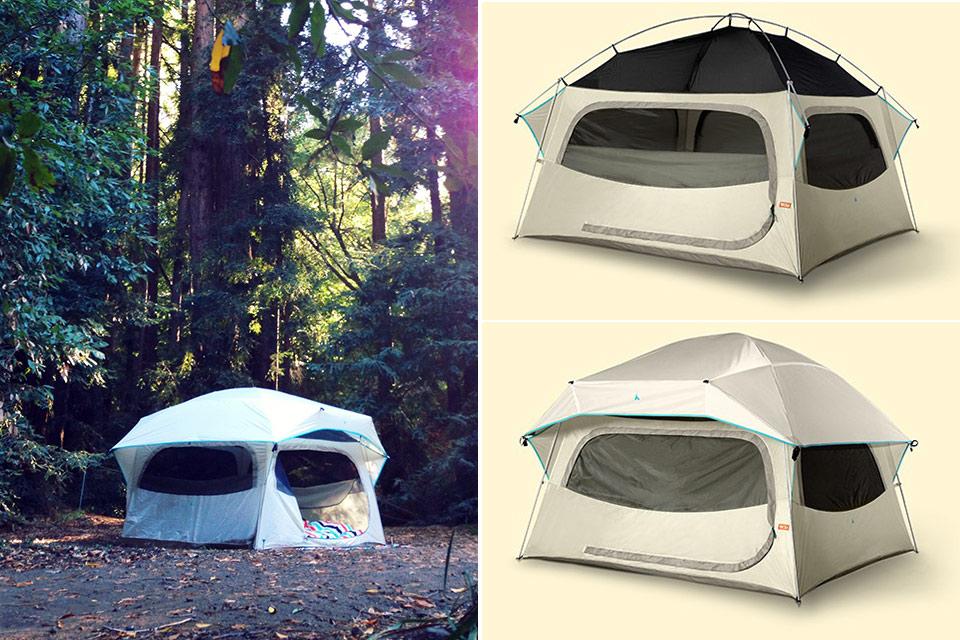 Палатка Ticla TeaHouse 3 для любителей наблюдать за природными пейзажами