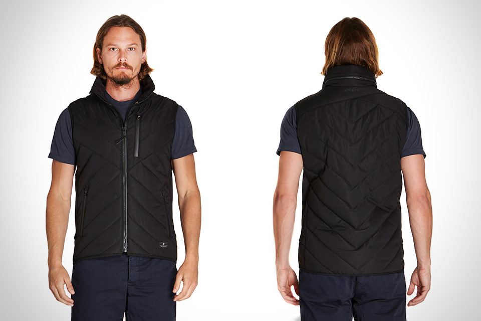 Теплый жилет Coldsmoke Akutti Vest