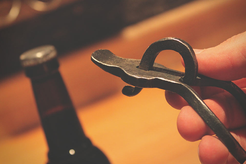 Hand-Forged-Bottle-Opener