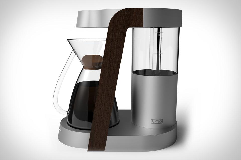 Стильная капельная кофеварка Ratio Eight