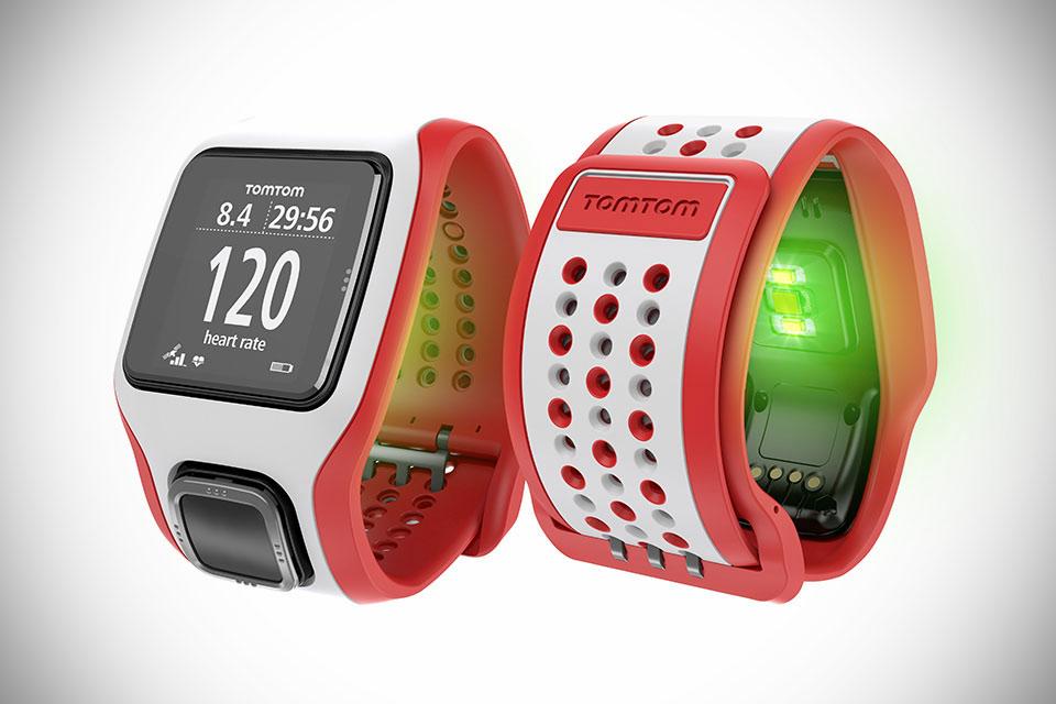 Спортивные часы TomTom Runner Cardio со встроенным пульсометром и GPS