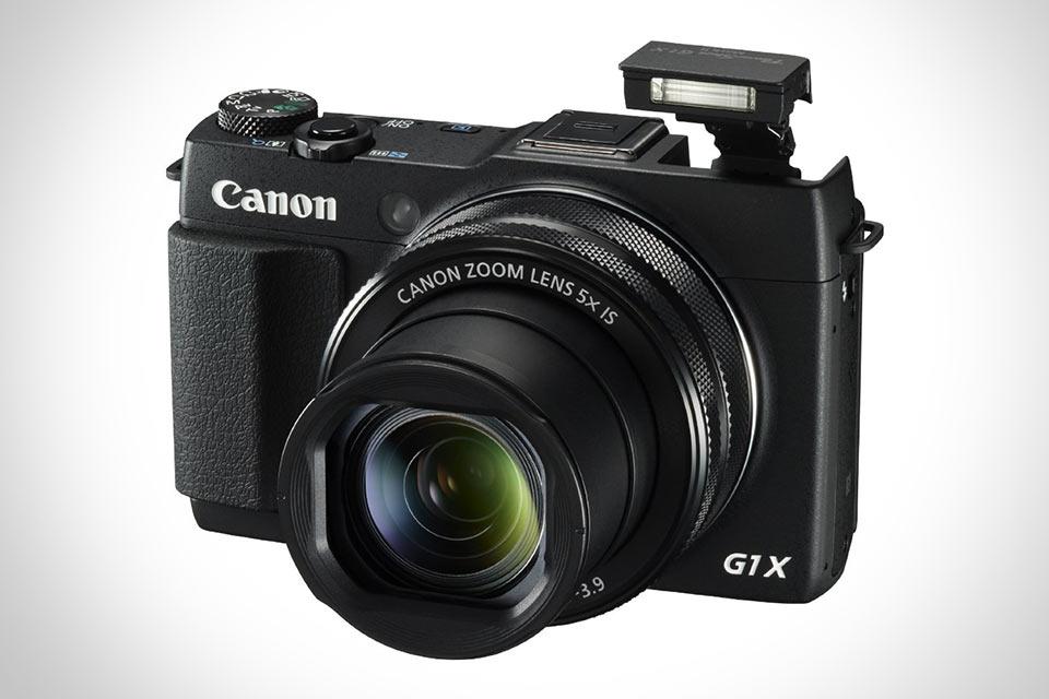 Фотомыльница Canon PowerShot G1X Mark II топ-класса