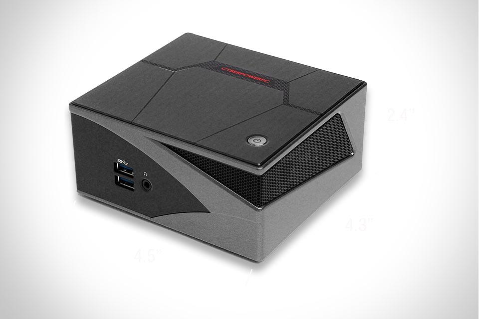 Миниатюрный игровой ПК CyberPowerPC Fang Mini