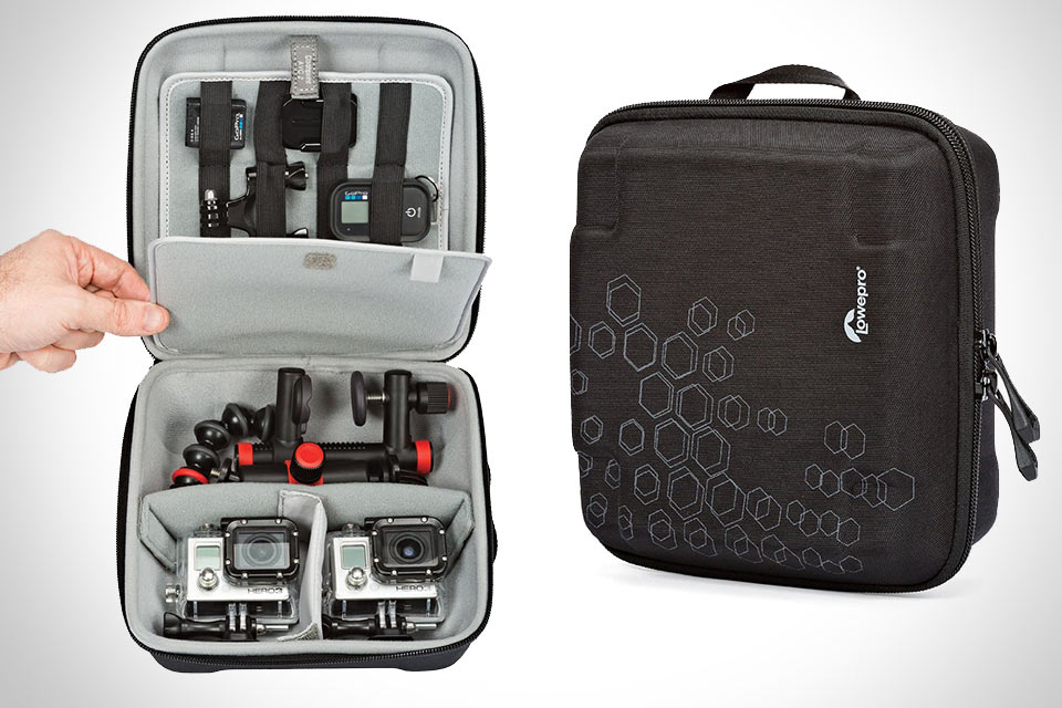 Ударопрочный чехол Lowepro Dashpoint AVC для экшен-камер