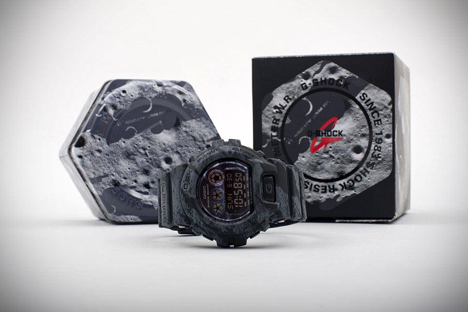 Часы G-SHOCK x Maharishi GD-X6900M от мастера камуфляжа
