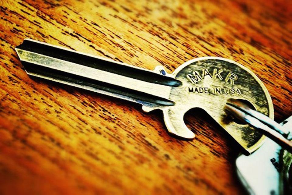 Ключ-открывашка MAKR Bottle Key