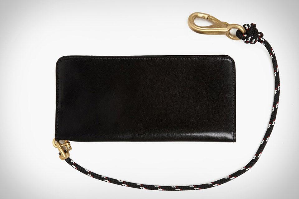 Модный бумажник на резинке Miansai Long Wallet
