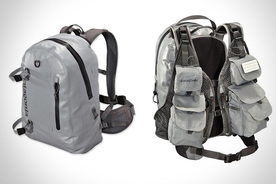 Минималистичный водонепроницаемый рюкзак Patagonia Stormfront Pack
