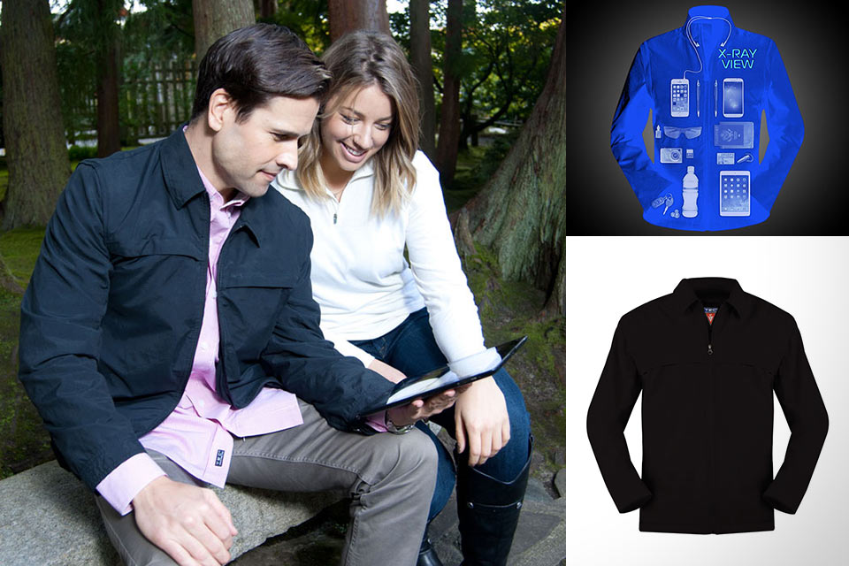 Куртка SeV Sterling с 24 карманами