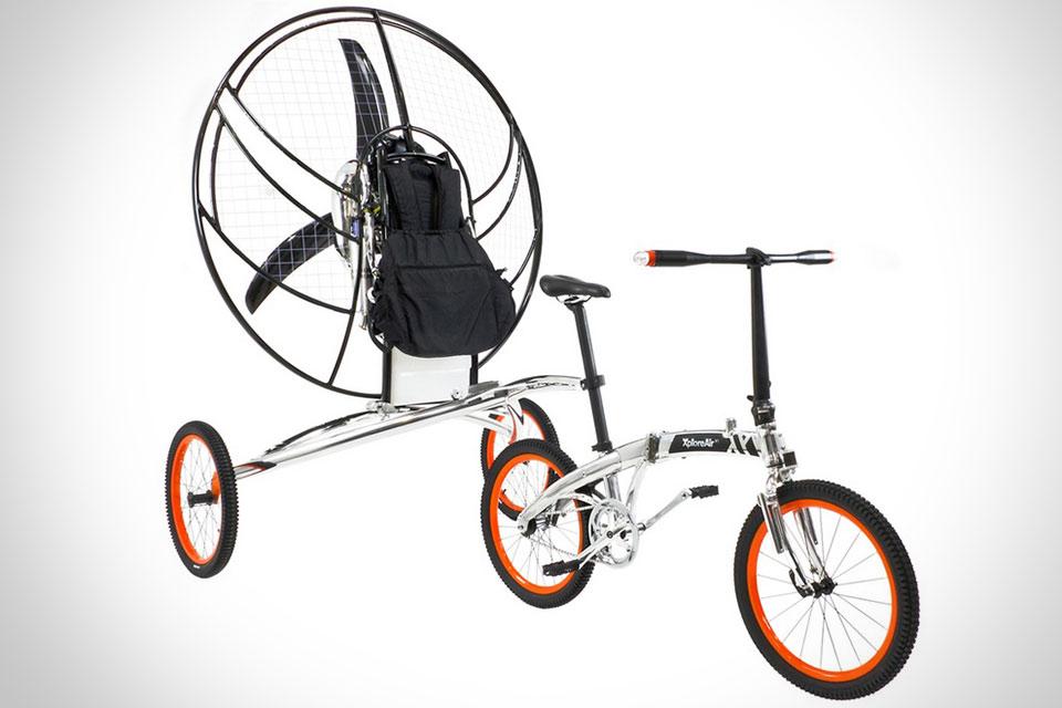 Летающий велосипед XploreAir Paravelo