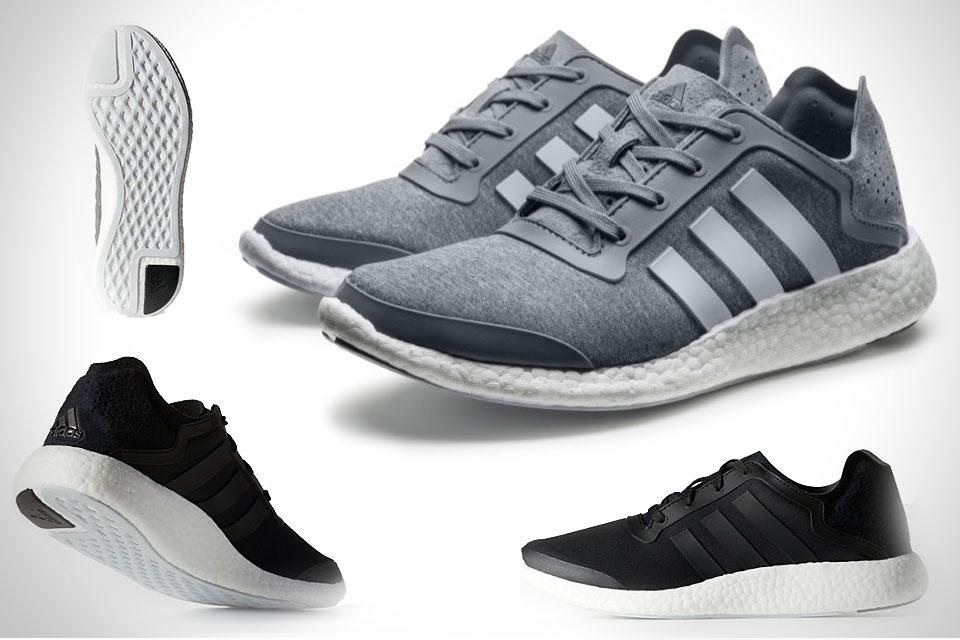 Сверхлегкие кроссовки Adidas Pure Boost