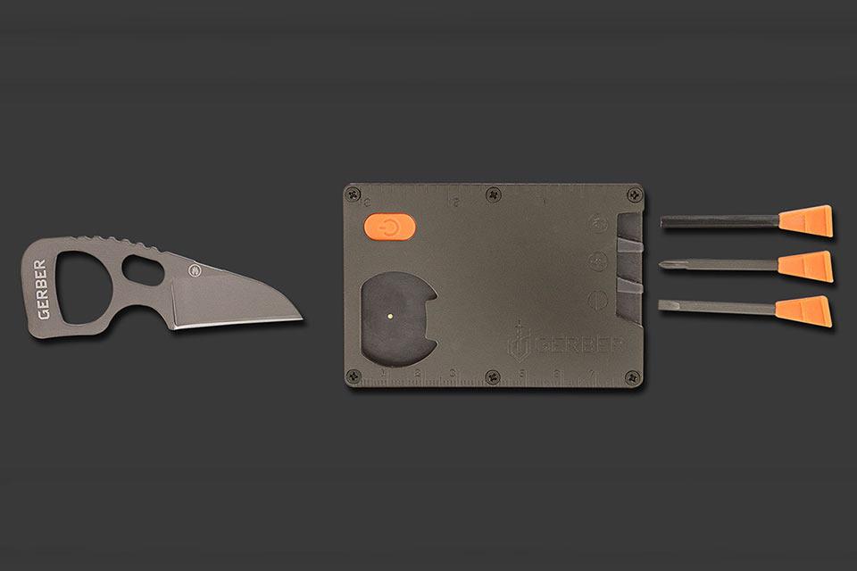 Ножи и инструменты Беара Гриллса