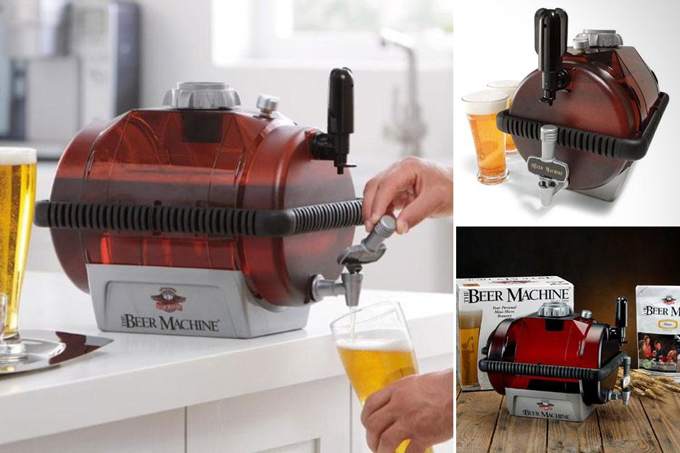 Агрегат Beer Machine Model 2000 для производства домашнего пива