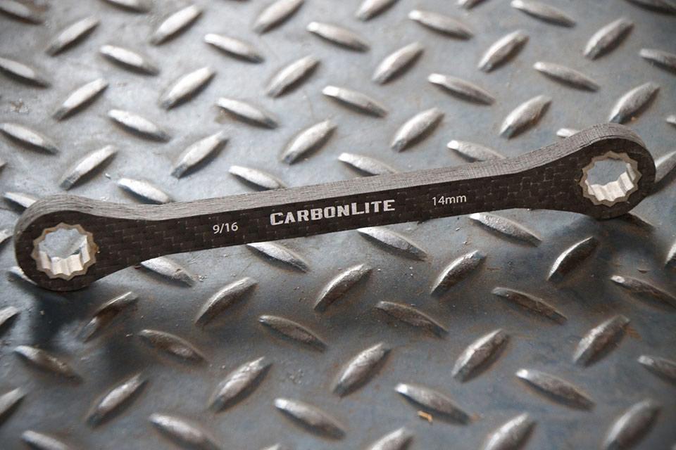 Гаечные ключи CarbonLite Tools из карбона
