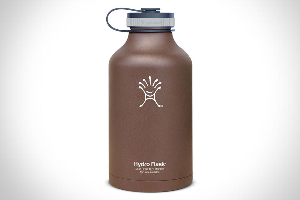 Стальная фляга Hydro Flask с функцией термоса и кеги