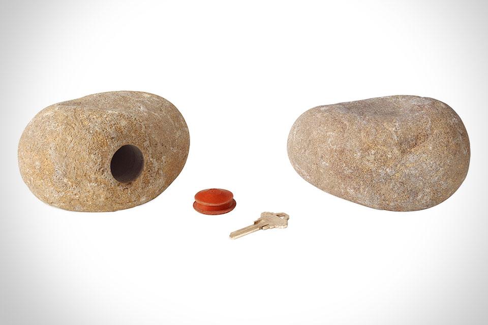 Нычка для ключей Key Hiding Rock