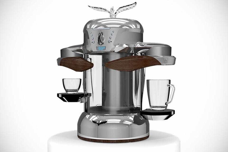 Итальянская кофемашина La Fenice для идеальных американо и эспрессо
