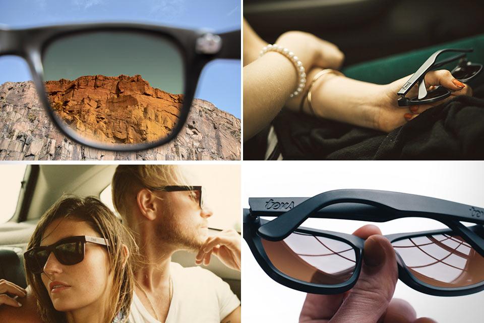 Очки Tens с фильтром Instagram для реальной жизни