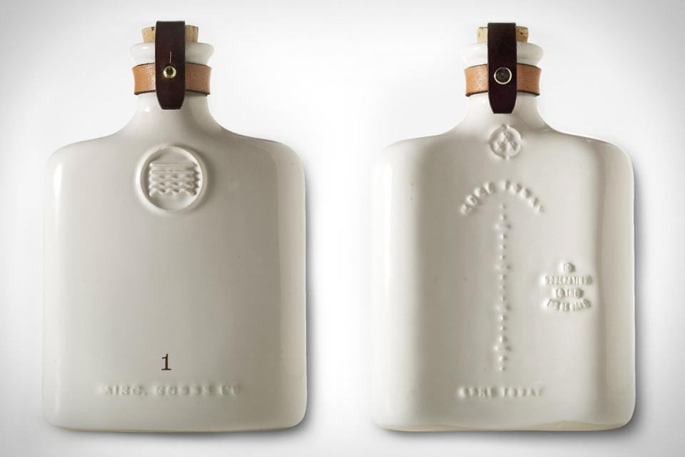 Керамическая фляга Misc. Goods Ceramic Flask
