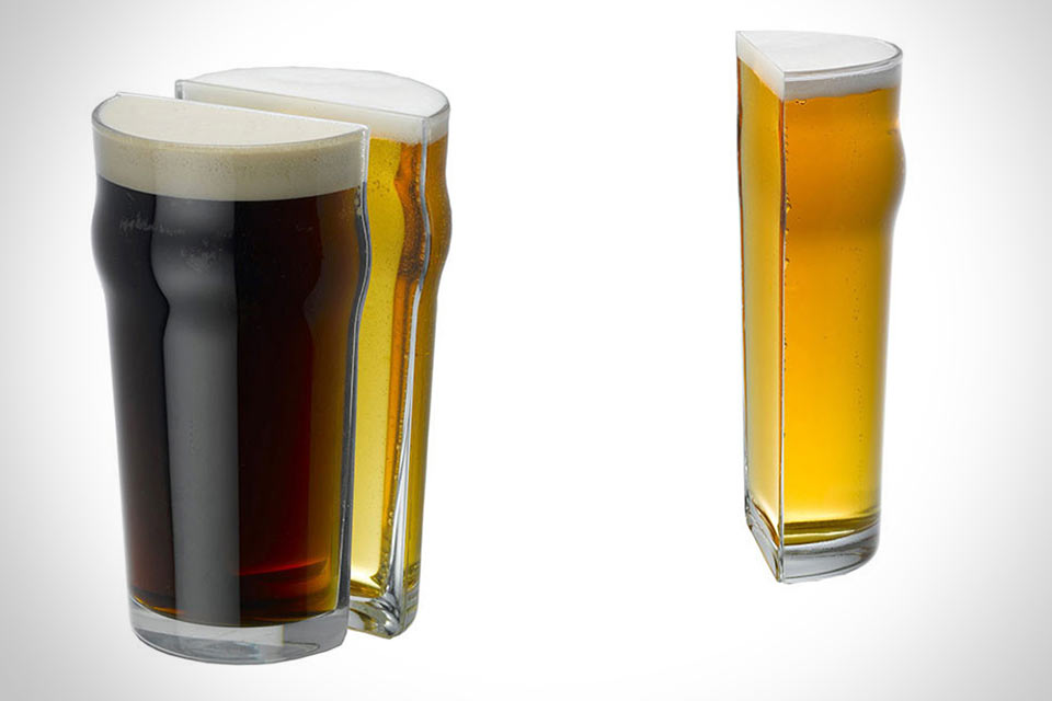 Полстакана Half Pint Glass