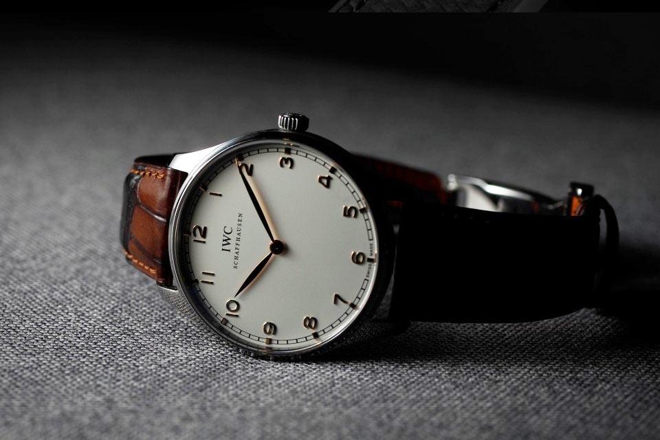 Часы для настоящего пуриста IWC Portuguese Pure Classic