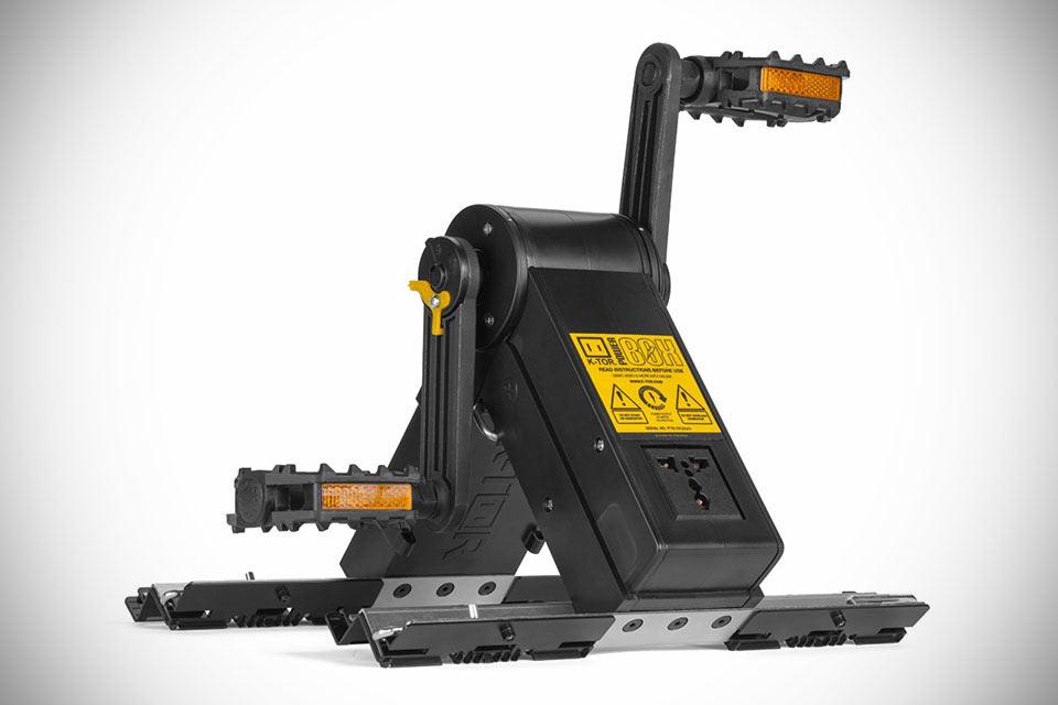 Педальный электрогенератор K-TOR Power Box