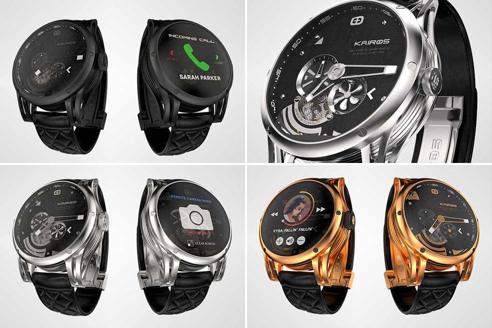 Kairos-Smart-Watch