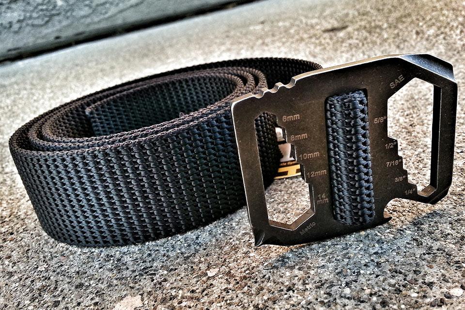 Пояс-мультитул Bison Designs Kool Tool Belt