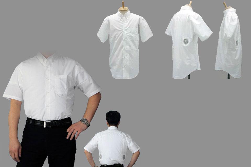 Рубашка Kuchofuku K-200Y с активным охлаждением