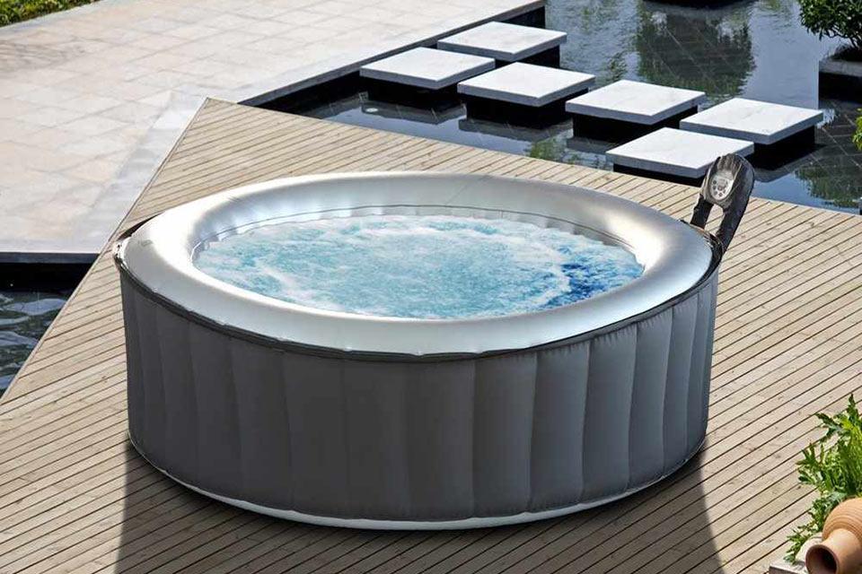 Надувная гидромассажная ванна M-SPA